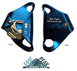 Epic Peak Climbing Chest Ascender Abdominal for Vertical Rope Climbing with Free Decal