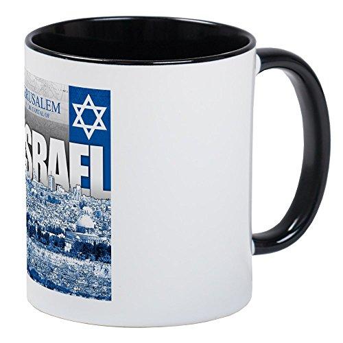 CafePress Jerusalem, Israel Mug Unique Coffee Mug, Coffee Cup