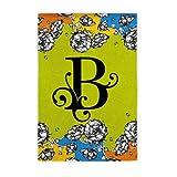 Gablecrest Monogram Silk Reflections Garden Size Flag – B Review