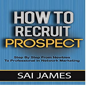 How to Recruit Prospects Audiobook