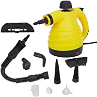 Livebest Lightweight Portable Handheld Steam Cleaner Multipurpose for Stain Removal and Disinfecting Indoor and Outdoor