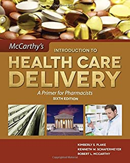 Rang dales pharmacology 8e 9780702053627 medicine health mccarthys introduction to health care delivery a primer for pharmacists fandeluxe Image collections