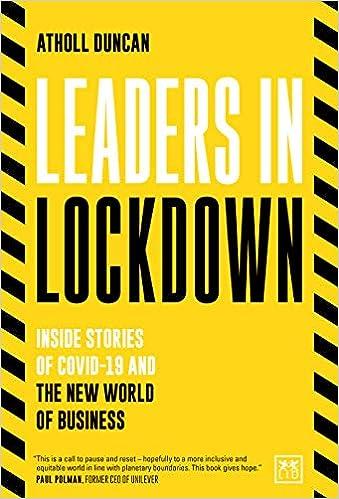 Leaders in Lockdown Image