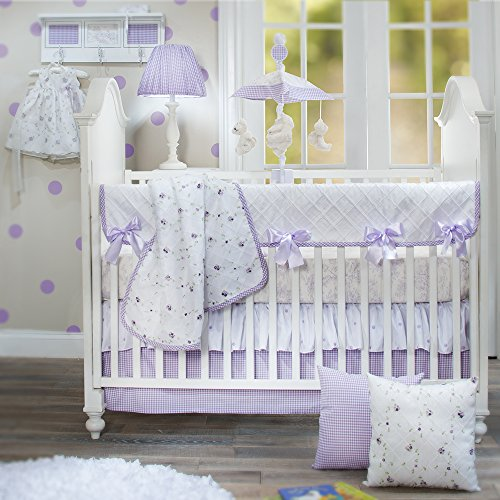 - Glenna Jean Cottage Collection Sweet Pea 4 Piece Set
