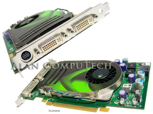 Dell nVidia GeForce 8600GTS 256MB PCIe Card TP073 - Geforce 8600gts Pci Express