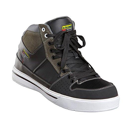 Blakläder 2431 S1P Sicherheitssstiefel ESD Sneakeroptik, Farbe:schwarz;Schuhgröße:45 (UK 10.5)