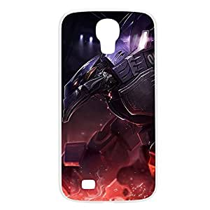 Malphite-005 League of Legends LoL For Case Iphone 6 4.7inch Cover Plastic White