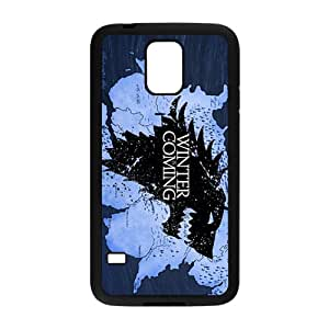 ZXCV Winter Coming Hot Seller Stylish Hard Case For Samsung Galaxy S5
