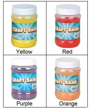 Rhode Island Novelties 207114 Craft (Halloween Sand Art Bottles)