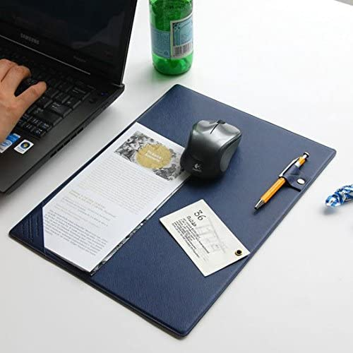 Leather Business Mouse Pad features a small pad desk pad,