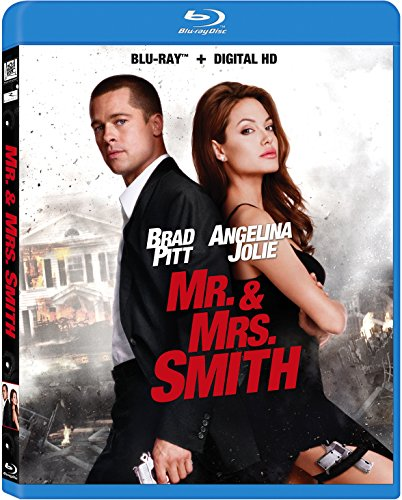 Mr. & Mrs. Smith Blu-ray