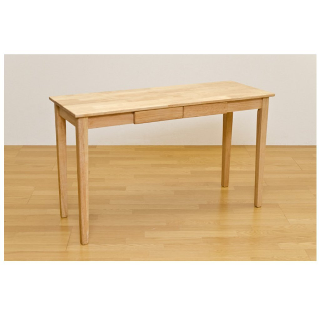 木製テーブル 120×60 (ナチュラル) B00P7PEN10 Parent