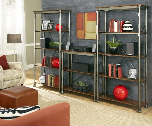 Home Styles 5061-73 The Orleans Multi-function Vintage Storage Unit by Home Styles