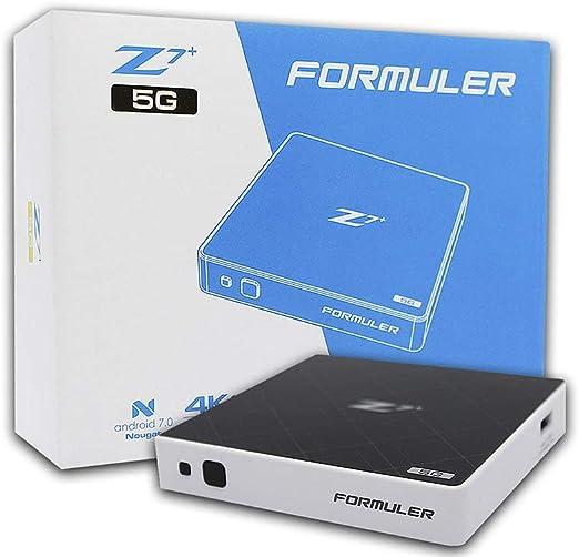 Formuler Z7 5g 4k Uhd Iptv Android 7 Media Player Elektronik