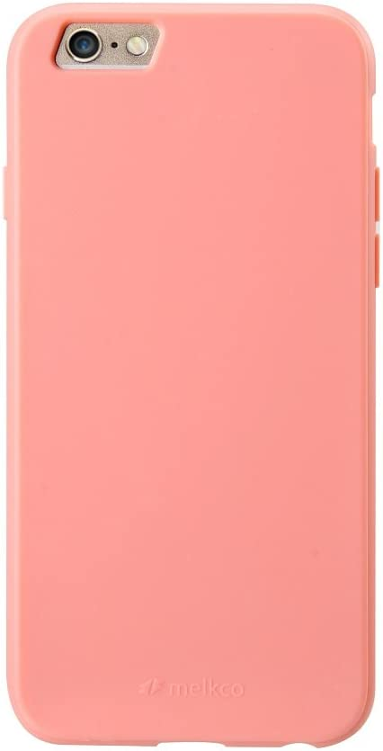Melkco - Poly Jacket TPU Case for Apple iPhone 6 (4.7 Inch) - Pearl Pink (APIP6FTULT3PKPL)