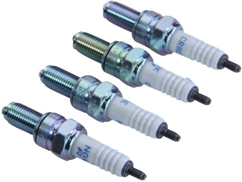 NGK CR8E 1275 NGK Pack of 4 Spark Plugs