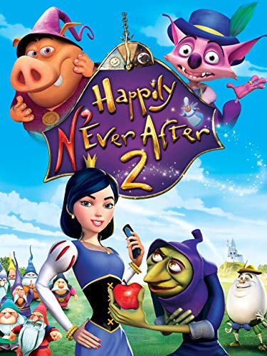 Happily N'Ever After 2: Snow White (Spanish)