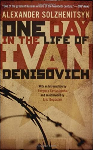 Image result for One Day in the life of Ivan Denisovich