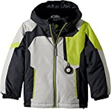 Obermeyer Kids  Baby Boy's Scout Jacket (Toddler/Little Kids/Big Kids) Fog 7