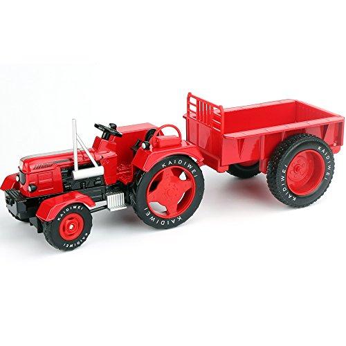 Tractor Diecast Tractor Model - 8