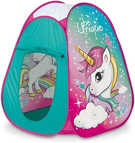 Mondo Tienda Campaña Pop Up Unicornio (28520), Multicolor (1): Amazon.es: Juguetes y juegos