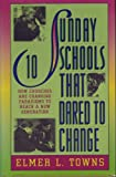 Ten Sunday Schools That Dared to Change : How Churches Are Changing Paradigms to Reach a New Generation, Towns, Elmer L., 0830716513