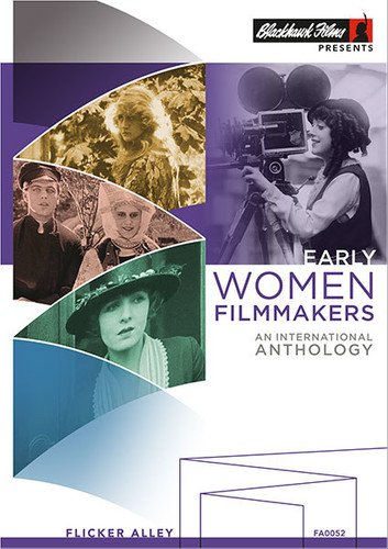 Early Women Filmmakers: An International Anthology (Blu-ray/DVD Dual-Format Edition) by Flicker Alley