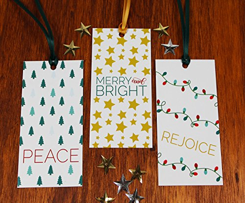 Christmas Saybrook Uncoated Personalized Messages