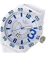 アディダス ADIDAS ニューバーグ クオーツ メンズ 腕時計 ADH3012 ホワイト
