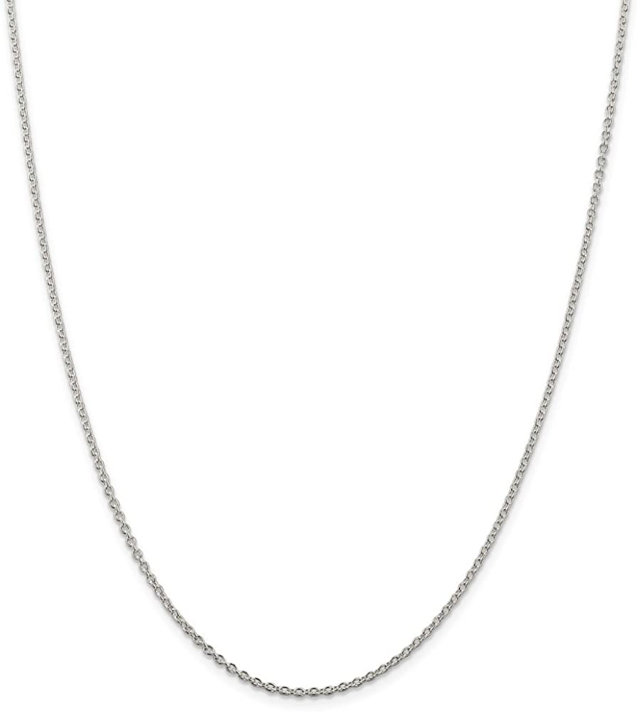 Sterling Silver Anti-Tarnish Treated Engraveable Star Disc Charm on an Adjustable Chain Necklace