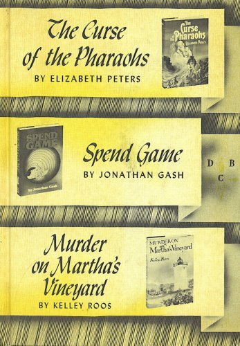 The Curse of the Pharaohs / Spend Game / Murder on Martha's Vineyard