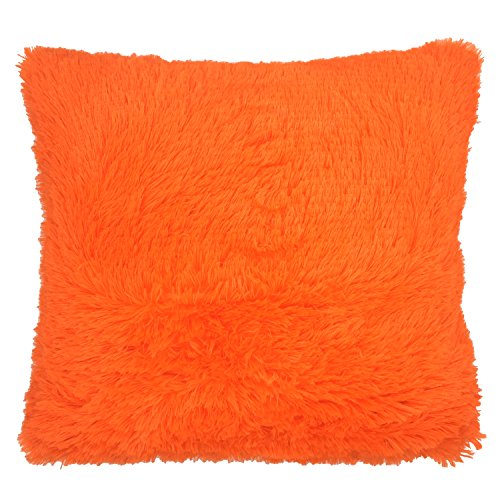YOUR SMILE Home Decorative Super Soft Plush Faux Fur Throw P