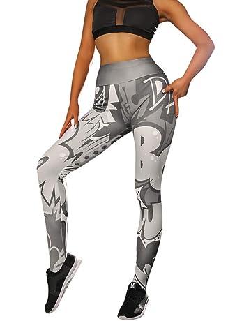 6f739dc7e680 Pantalones de boxeo para mujer   Amazon.es