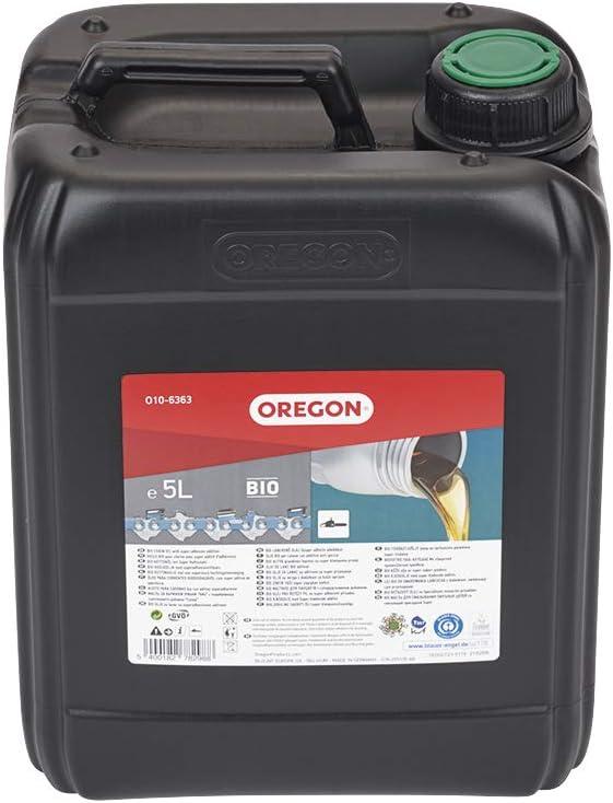 Oregon Scientific - Aceite lubricante biológico para motosierras ...