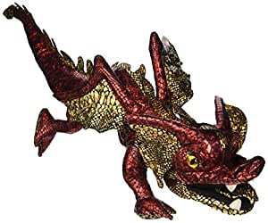 The Puppet Company - Dragons - Red Dragon Hand Puppet [Toy]