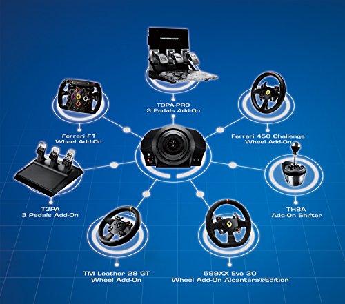 Servo base Thrustmaster VG T300RS para ruedas PS4 y PS3