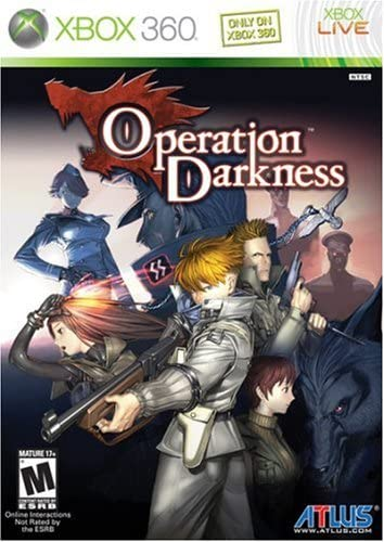 Amazon.com: Operation Darkness - Xbox 360: Artist Not ...