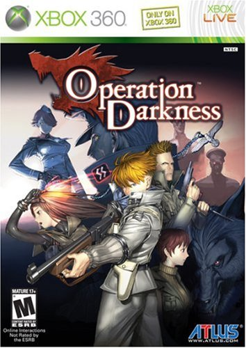 Atlus Software Operation Darkness - Xbox 360