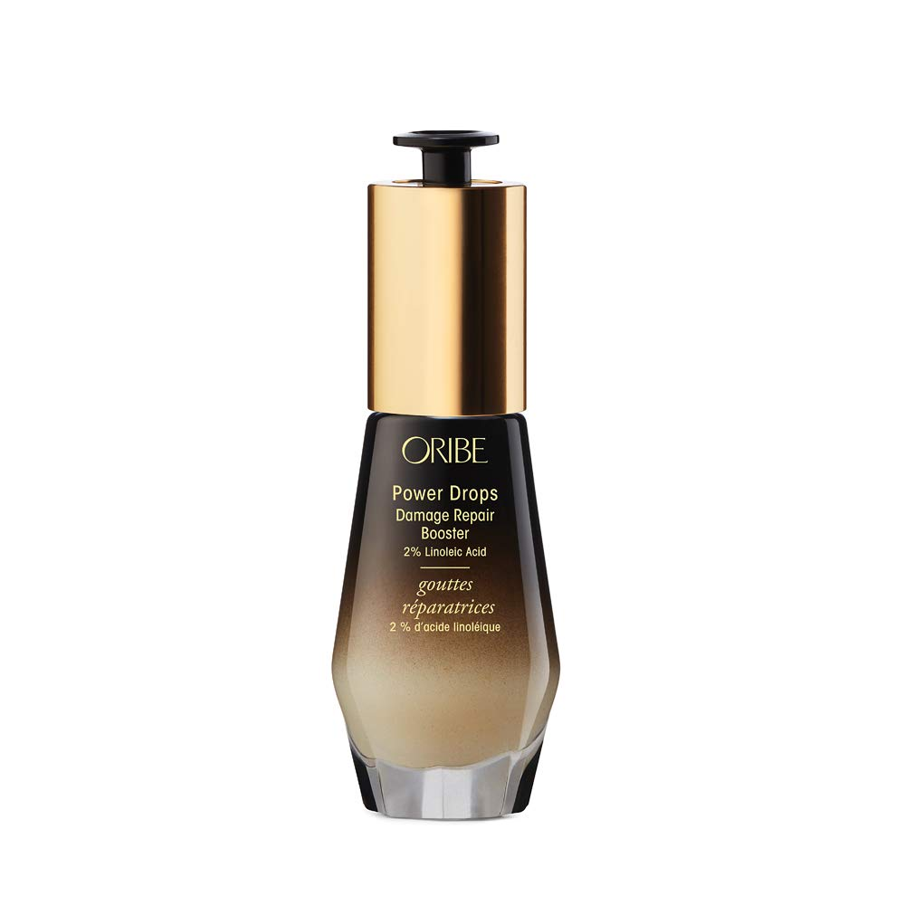 ORIBE Power Drops Damage Repair Booster 2% Linoleic Acid, 1 Fl Oz
