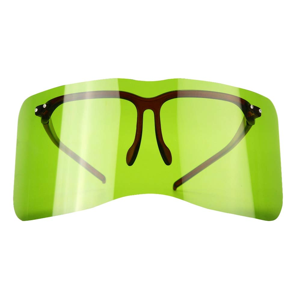 Qinlorgo Welding Glasses Safety Protective Goggles UV Lighting Protection Goggles Can Place Myopic Glasses by Qinlorgo