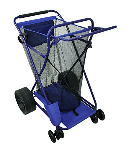 JGR Copa The Ultimate Cargo Cart, Blue/Black