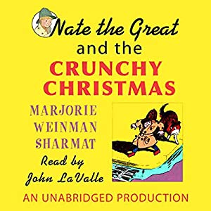 Nate the Great and the Crunchy Christmas Audiobook