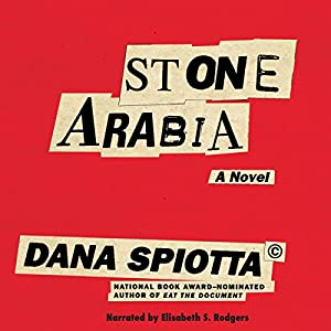 Stone Arabia Audiobook