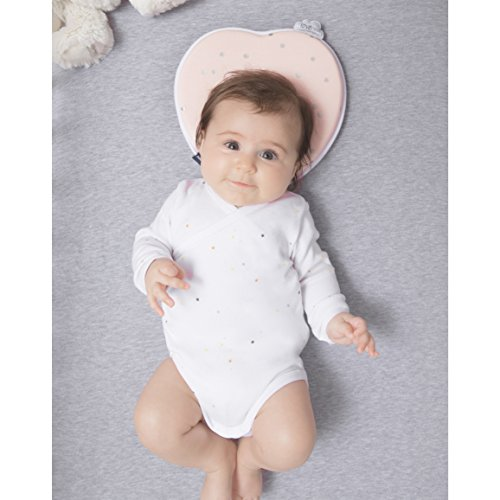 Babymoov Lovenest Baby Head Support   The Worlds First Pediatrician Designed Pillow to Prevent Infant Flat Head (From 0+)