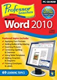 Professor Teaches Microsoft Word 2010 (PC)