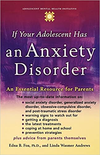 Dating someone with anxiety/ocd in teens