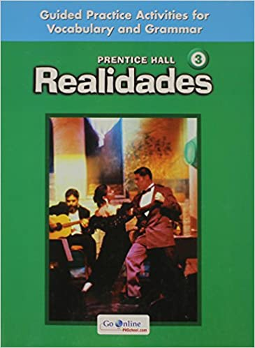 guided practice activities realidades 2 answer key