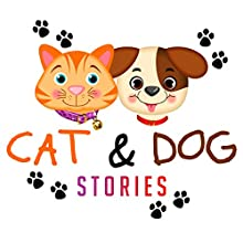 Cat & Dog Stories Audiobook by Roger William Wade Narrated by Brenda Markwell, Robin Markwell