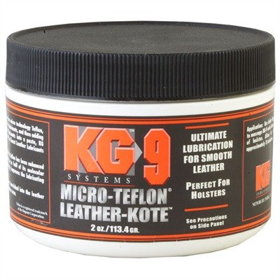 KG 9 Leather-Kote 2 oz by KG Products