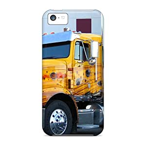 Cute High Quality Iphone 5c Smokin Hot Truck Case